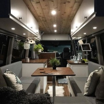 Brilliant Camper Van Conversion for Perfect Outdoor Experience 07
