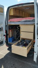Brilliant Camper Van Conversion for Perfect Outdoor Experience 19