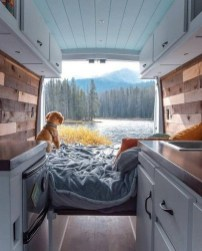 Brilliant Camper Van Conversion for Perfect Outdoor Experience 47