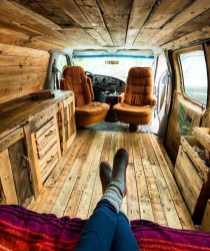 Brilliant Camper Van Conversion for Perfect Outdoor Experience 48