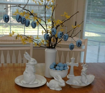 Brilliant DIY Egg Decorating Ideas 21