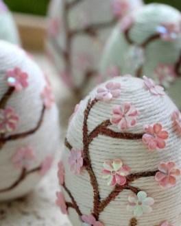 Brilliant DIY Egg Decorating Ideas 36