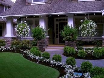 Cheap Front Yard Landscaping Ideas 04