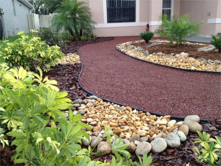 Cheap Front Yard Landscaping Ideas 06