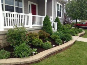 Cheap Front Yard Landscaping Ideas 10