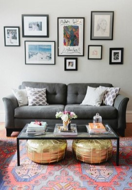 Clever DIY Home Décor to Upgrade your Apartment 31
