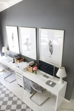 Clever and Creative Decorating Ideas for Small Home 24