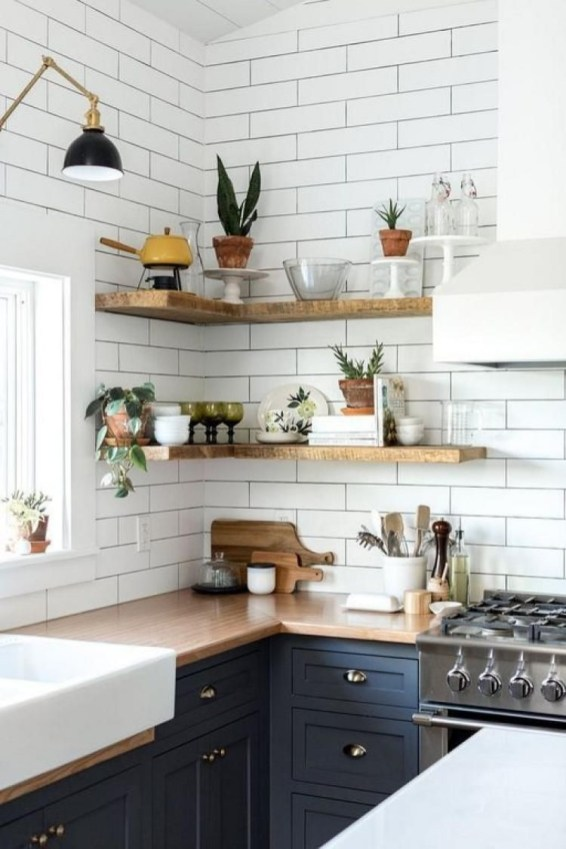 Clever and Creative Decorating Ideas for Small Home 50
