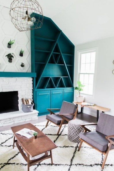 Colorful Furniture Ideas to Makeover your Interior 07
