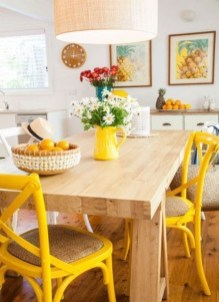 Colorful Furniture Ideas to Makeover your Interior 31