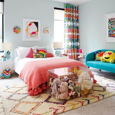 Colorful Furniture Ideas to Makeover your Interior 47