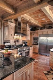 Cozy DIY for Rustic Kitchen Ideas 07