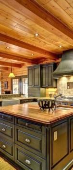 Cozy DIY for Rustic Kitchen Ideas 10