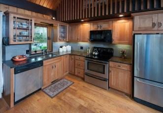 Cozy DIY for Rustic Kitchen Ideas 37