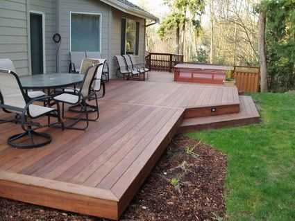 DIY Patio Deck Decoration Ideas on A Budget 11