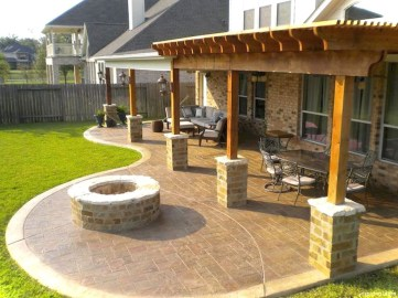DIY Patio Deck Decoration Ideas on A Budget 19