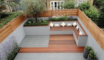 DIY Patio Deck Decoration Ideas on A Budget 20