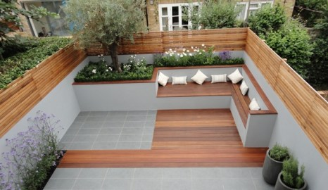 DIY Patio Deck Decoration Ideas on A Budget 20
