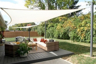 DIY Patio Deck Decoration Ideas on A Budget 34
