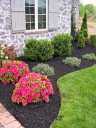Easy And Low Maintenance Front Yard Landscaping Ideas 09