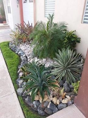 Easy And Low Maintenance Front Yard Landscaping Ideas 46