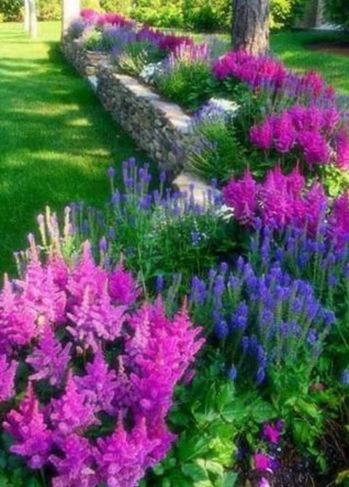 Easy And Low Maintenance Front Yard Landscaping Ideas 49