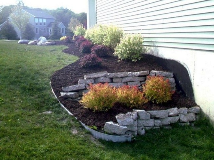 Easy And Low Maintenance Front Yard Landscaping Ideas 51