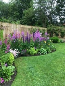 Easy And Low Maintenance Front Yard Landscaping Ideas 55