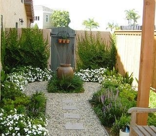 Examples Landscaping Ideas You can Put in House Page 19