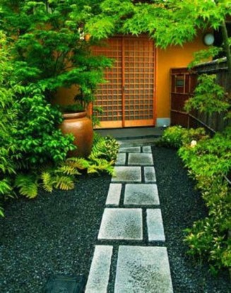 Examples Landscaping Ideas You can Put in House Page 28