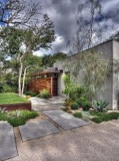Examples Landscaping Ideas You can Put in House Page 37