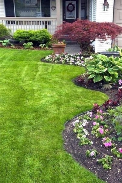 Examples Landscaping Ideas You can Put in House Page 51