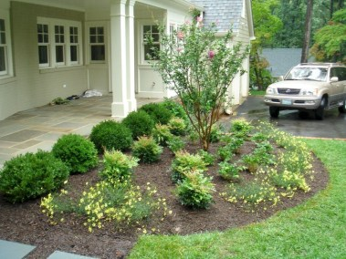 Examples Landscaping Ideas You can Put in House Page 54