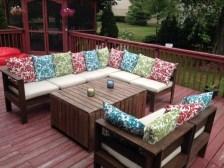 Inspiring DIY Outdoor Furniture Ideas 08
