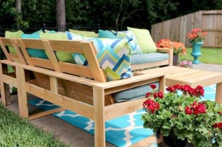 Inspiring DIY Outdoor Furniture Ideas 17