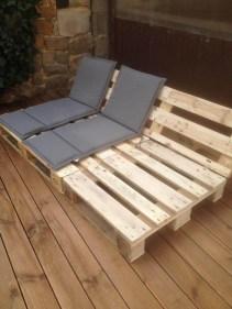 Inspiring DIY Outdoor Furniture Ideas 34