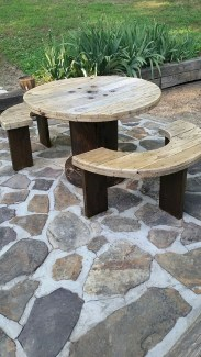 Inspiring DIY Outdoor Furniture Ideas 50