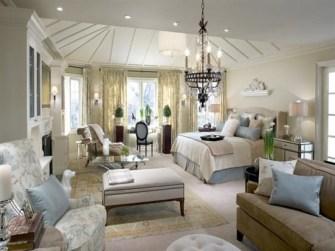 Luxury Huge Bedroom Decorating Ideas 16