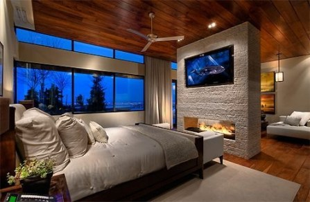 Luxury Huge Bedroom Decorating Ideas 18