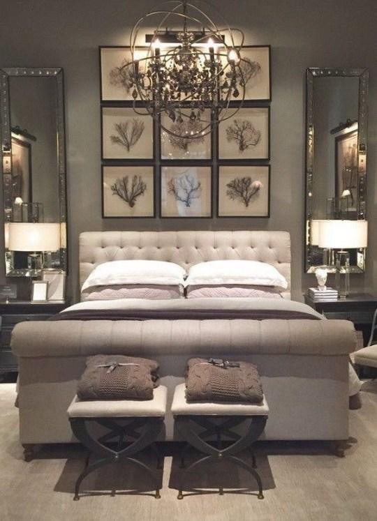 Luxury Huge Bedroom Decorating Ideas 25