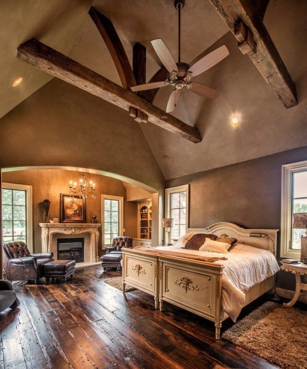 Luxury Huge Bedroom Decorating Ideas 26