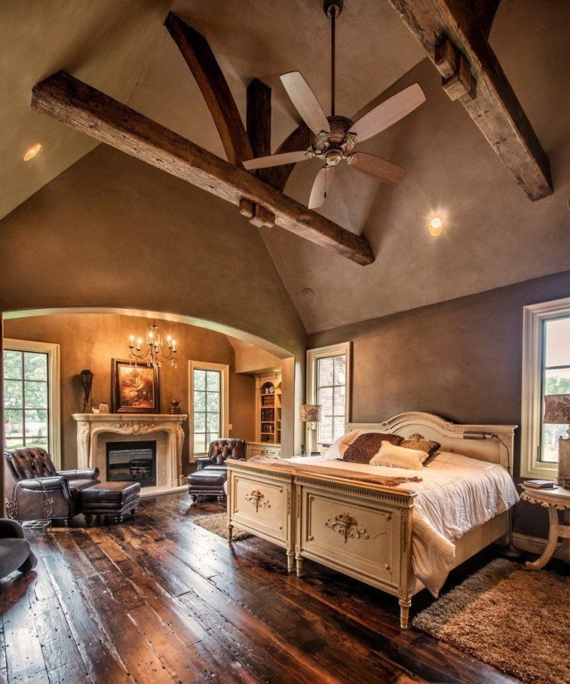 Luxury Huge Bedroom Decorating Ideas 26