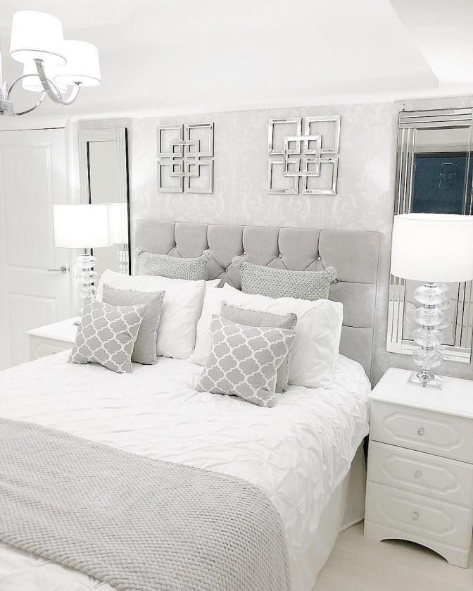 Luxury Huge Bedroom Decorating Ideas 42