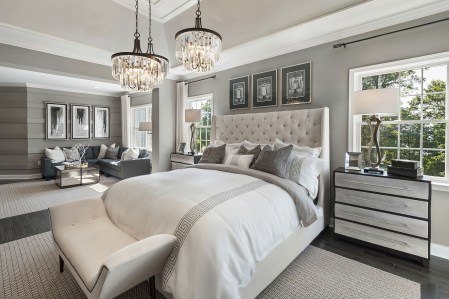 Luxury Huge Bedroom Decorating Ideas 46