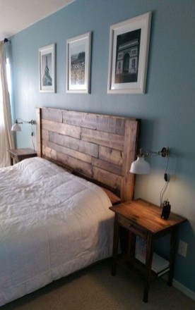 Outstanding Rustic Master Bedroom Decorating Ideas 24