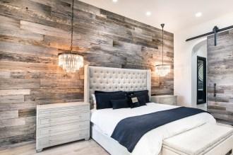 Outstanding Rustic Master Bedroom Decorating Ideas 29