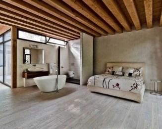 Outstanding Rustic Master Bedroom Decorating Ideas 32