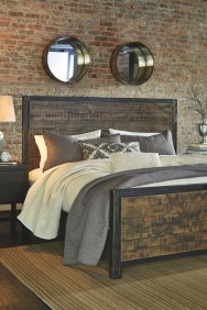 Outstanding Rustic Master Bedroom Decorating Ideas 45