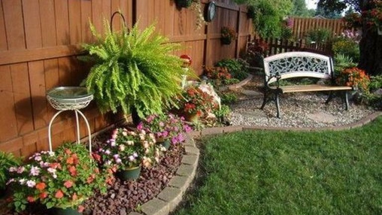 81 Small Backyard Landscaping Ideas And Design On A Budget