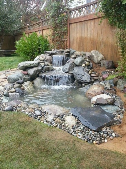 Small Backyard Landscaping Ideas And Design On A Budget 23